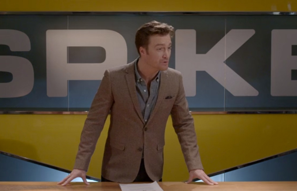 Interstellar SpikeTV Promo