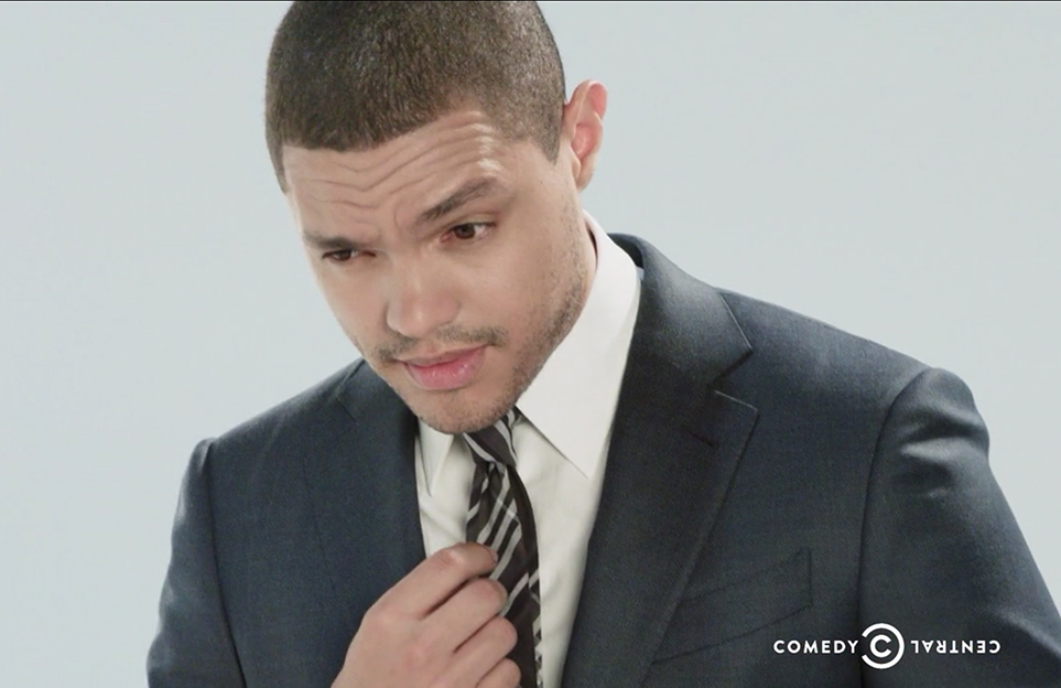 The Daily Show with Trevor Noah Launch