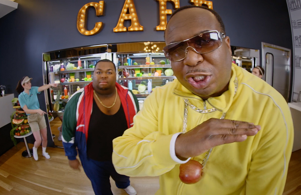 Roy Wood Jr. Smoothie Song
