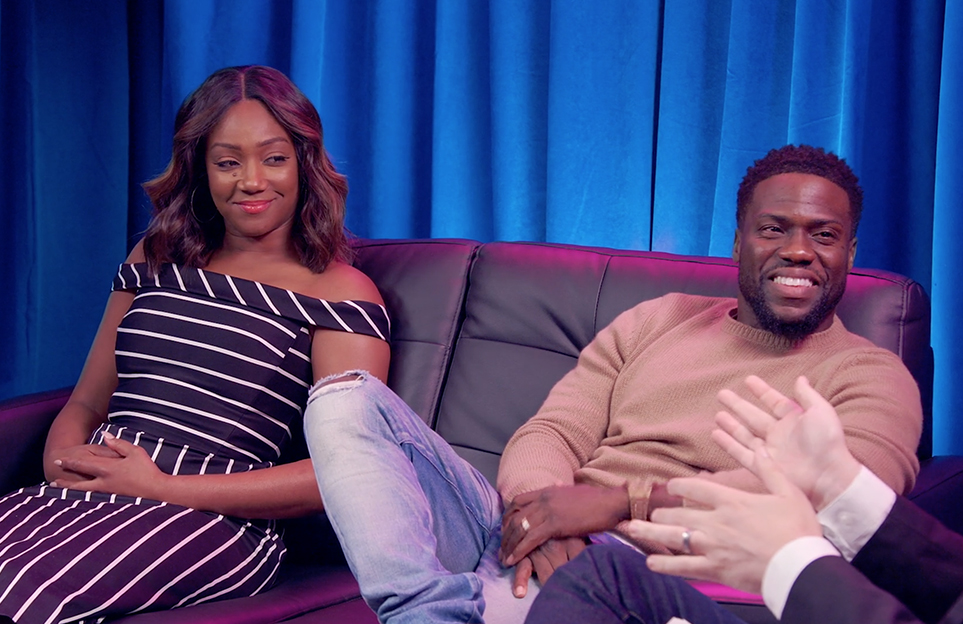 After Hours – Tiffany Haddish and Kevin Hart